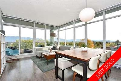 Vancouver East Condo for sale: Mount Pleasant 2 bedroom 1,012 sq.ft. (Listed 2018-10-26)