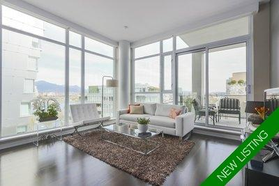 Vancouver Condo for sale: False Creek  1 bedroom 654 sq.ft. (Listed 2019-04-08)