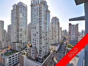 Vancouver West Condo for sale: Downtown 1 bedroom 707 sq.ft. (Listed 2016-08-30)