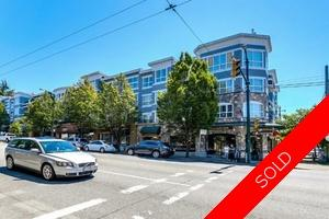 Vancouver West Condo for sale: Kitsilano 1 bedroom 478 sq.ft. (Listed 2017-02-27)