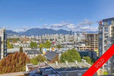 Vancouver Condo for sale: Fairview 2 bedroom 1,060 sq.ft. (Listed 2017-10-16)