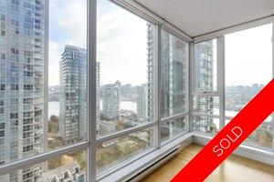 Vancouver West Condo for sale: Yaletown 1 bedroom 740 sq.ft. (Listed 2017-10-30)