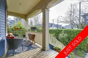 Vancouver West Townhouse for sale: Kitsilano 3 bedroom 1,624 sq.ft. (Listed 2018-03-10)