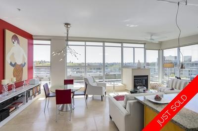 Vancouver West Condo for sale: Kitsilano 2 bedroom 1,096 sq.ft. (Listed 2018-04-22)