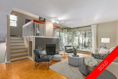 Burnaby South Townhouse for sale: Deer Lake 2 bedroom 2,192 sq.ft. (Listed 2018-06-20)