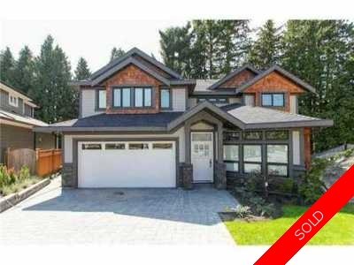 North Vancouver House for sale:  5 bedroom 3,789 sq.ft. (Listed 2015-02-26)