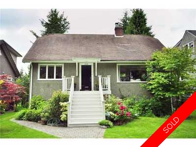 Vancouver West House for sale: Kitsilano 5 bedroom 2,337 sq.ft. (Listed 2015-02-26)