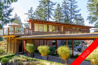 Bowen Island House for sale:  4 bedroom 3,600 sq.ft. (Listed 2016-03-28)