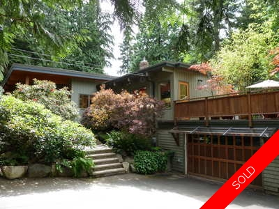 West Vancouver House for sale:  4 bedroom 3,184 sq.ft. (Listed 2016-05-10)