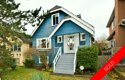 MacKenzie Heights, Vancouver West House for sale: 4 bedroom 2,168 sq.ft.