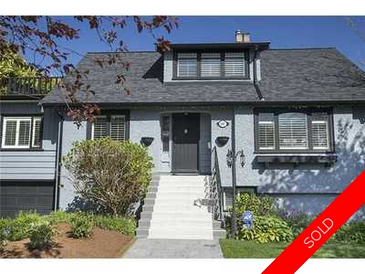 Ambleside, West Vancouver House for sale: 6 bedroom 2,639 sq.ft.