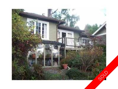West Bay, West Vancouver House for sale:  1 bedroom  (Listed 2014-09-08)