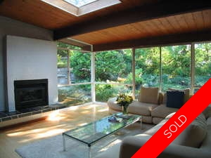 Caulfeild, West Vancouver House for sale:  3 bedroom 2,198 sq.ft. (Listed 2014-09-08)