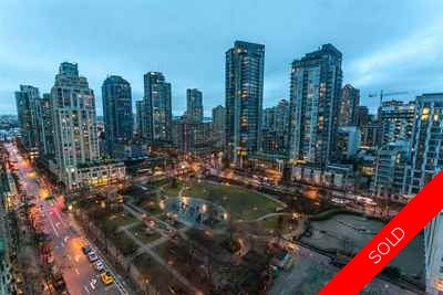 Vancouver Condo for sale: Yaletown 3 bedroom 1,527 sq.ft. (Listed 2017-03-21)