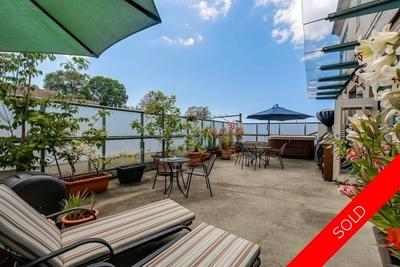 Vancouver West Condo for sale: Kitsilano 2 bedroom 986 sq.ft. (Listed 2016-07-11)